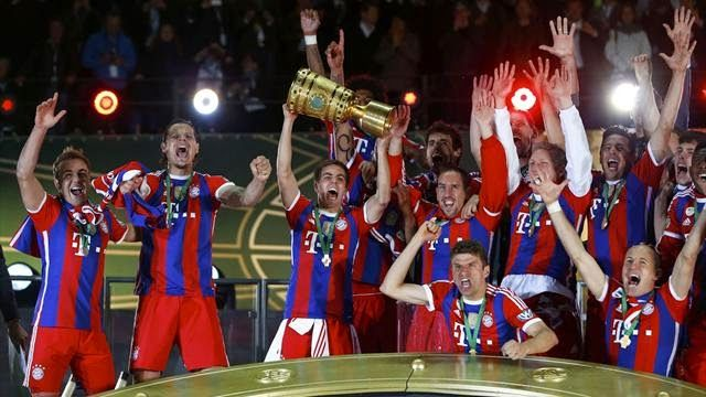 Josep Pep Guardiola : Bayern Munich defeated Borussia Dortmund painstaki...