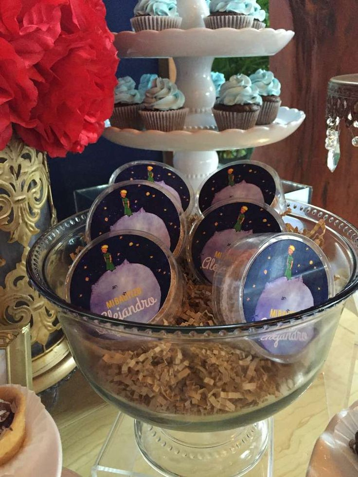 Little Prince Baptism Party Ideas | Photo 2 of 11 | Catch My Party