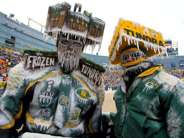 49ers vs. Packers: How cold is it live blog | EW.com