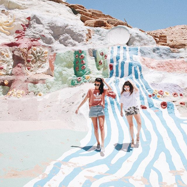 salvation mountain ☀︎
