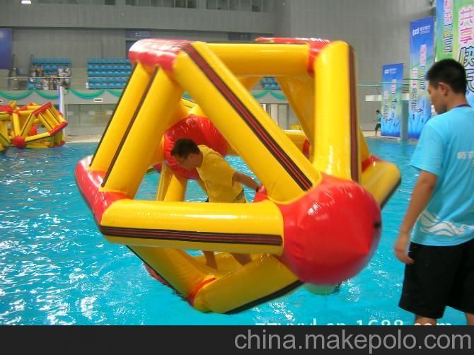 Inflatable water Toys, on water pool, Lake, oceanside, Park, water resort for entertaiment, amusement equipment. QH Group Amusement Equipment Co.,Ltd, which has mainly specialized in manufacturing,  technology developing, and selling high-quality inflatable toys, trampoline, basketball machine,kidsbattery car,clip doll machine for over 10 years. Thanks in advance if you are interested in.
