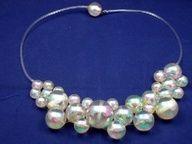 Bubbles Necklace, $76