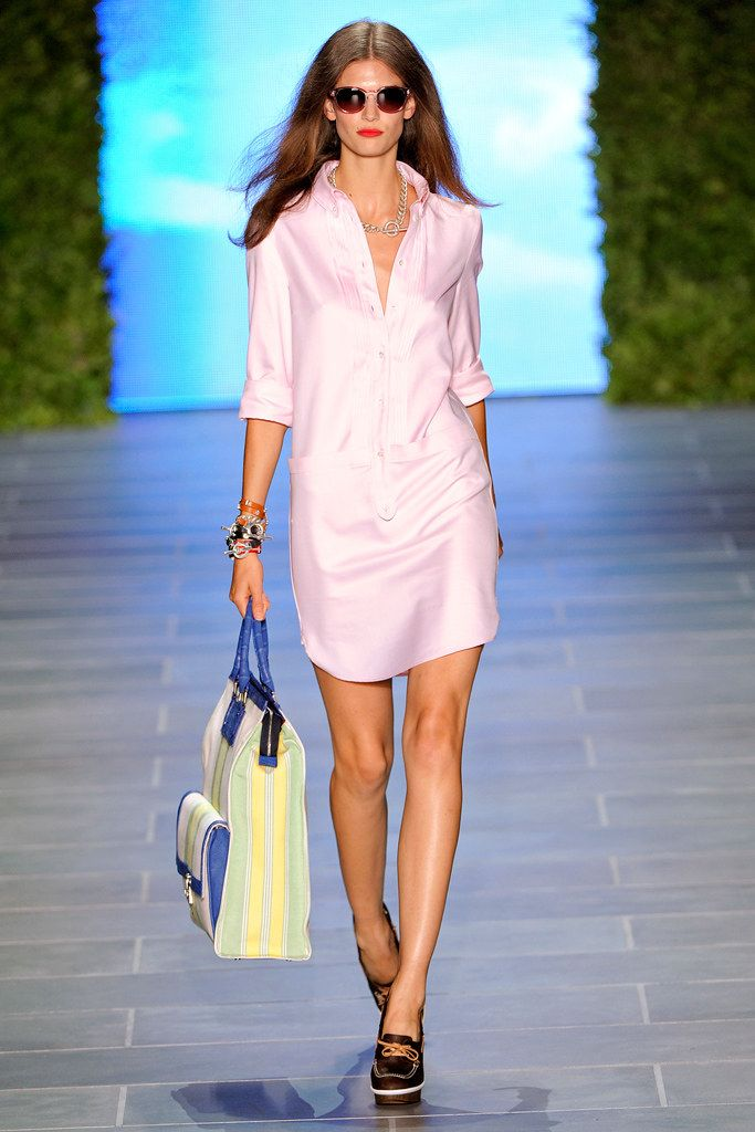 dress Tommy Hilfiger Spring 2011 Ready to Wear Collection Photos   Vogue