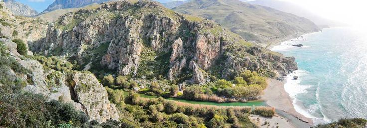 Unaffected by man and time Preveli is perhaps the most valuable and most beautiful ecosystem in Crete; a true paradise on earth. The beach is sandy with...