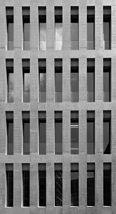 City of Justice. David Chipperfield.  Hospitalet del Llobregat, Barcelona