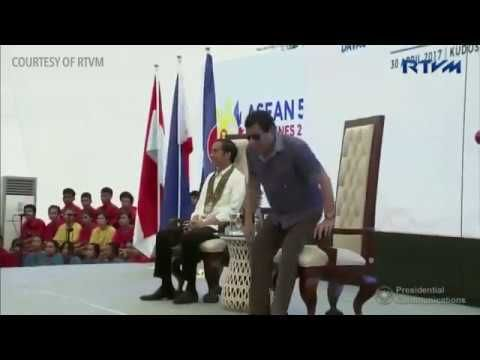 Duterte, Jokowi attend launch of Davao-Indonesia ASEAN trade route - WATCH VIDEO HERE -> http://dutertenewstoday.com/duterte-jokowi-attend-launch-of-davao-indonesia-asean-trade-route/   Philippine President Rodrigo Duterte and Indonesian president Joko Widodo expect a boost in trade between the two countries with the opening of the new Davao-General Santos-Bitung route. Full story:  Follow Rappler on Social Media: Facebook – Twitter – Instagram – YouTube...
