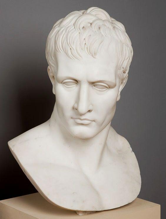 Bust of Napoleon Bonaparte by Antonio Canova, after 1803, Muzeum Narodowe w Krakowie (MNK)
