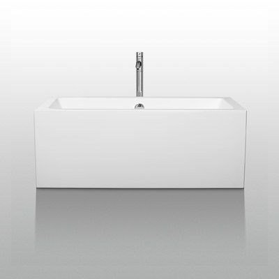 1000 Images About Small Bath Modern Tubs On Pinterest Freestanding Tub