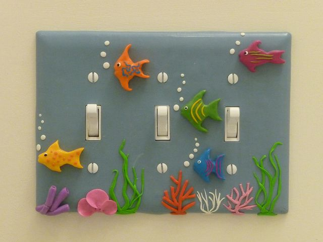 321 Best Switch Plate Images On Pinterest Light Switches