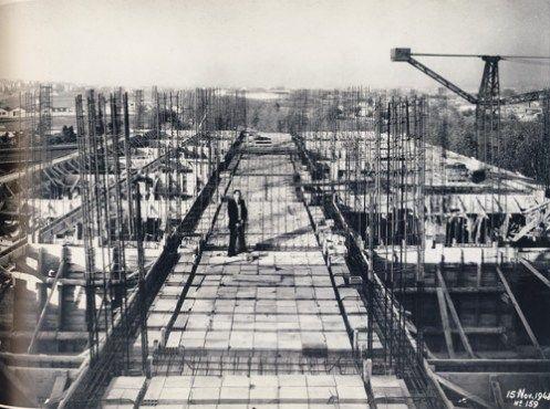 107 best l 39 unit d habitation le corbusier images on pinterest - 10 square du docteur blanche 75016 paris ...