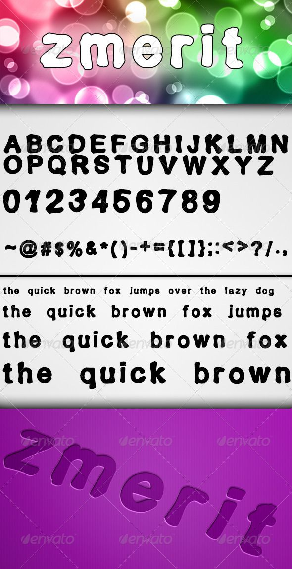 zmerit font having no ink traps the typeface works perfect in reading sizes as well as handwritten