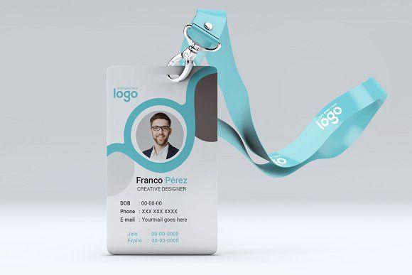 Creative Id Card For Office Identity Card Design Graphic Design Business Card Business Cards Layout
