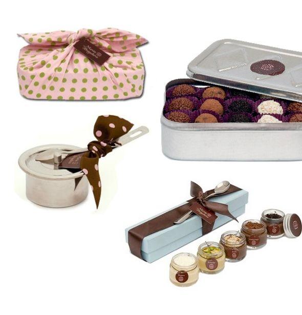 Embalagens da Maria Brigadeiro