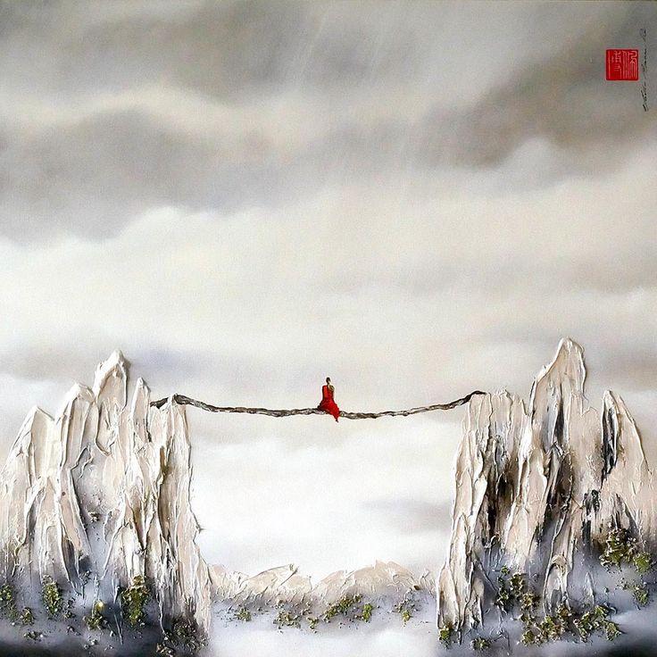 Vaincre ses peurs - Beaupré, Martin - Artistes - Galerie Beauchamp