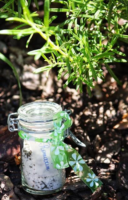 Sels et sucres aux herbes aromatiques
