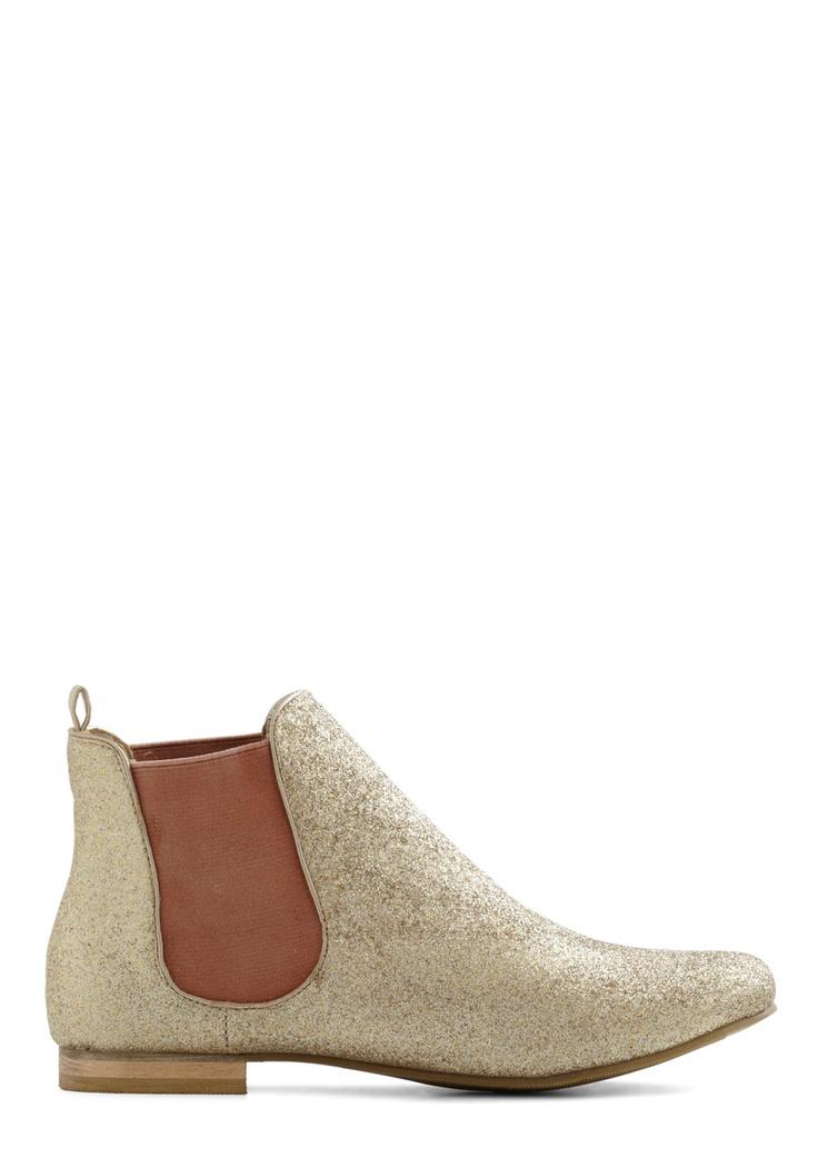 $50!!!: Gold Booties, Shoe Boots, Gold Chelsea Boots, Golden Gait, Gait Bootie, Bootie Form