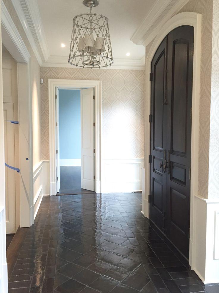 Les 266 meilleures images du tableau couloir et cuisine for Tableau decoration couloir