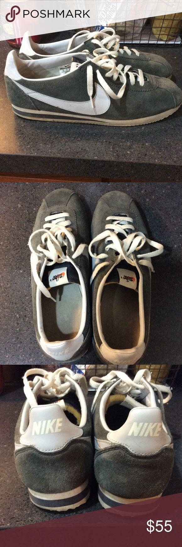 Men's Nike Cortez Men's, size 12. Barely worn. Nike Shoes Sneakers