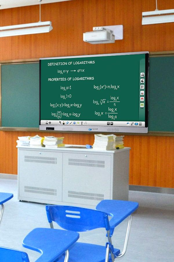 Factory Price 65 Inch Interactive Whiteboard Touch Screen PC