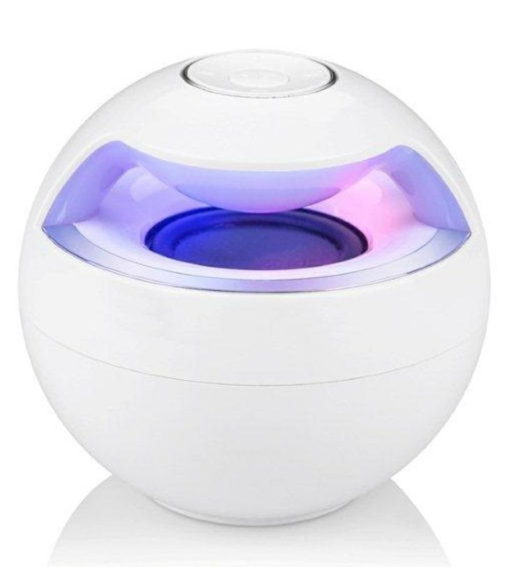 DeinDeal - Brands & Products - Bluetooth-Lautsprecher in Weiss