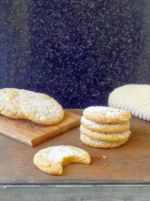 Lemon Biscotti Made With Cake Mix