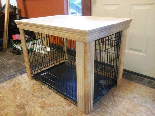 I ALSO DESIGN AND BUILD RUSTIC CEDAR OUTDOOR (ICE CHEST) COOLERS SINGLE  AND. Dog Crate TableAirline ...