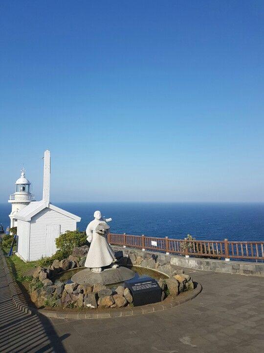 at Udo Lighthouse #southkorea #jeju