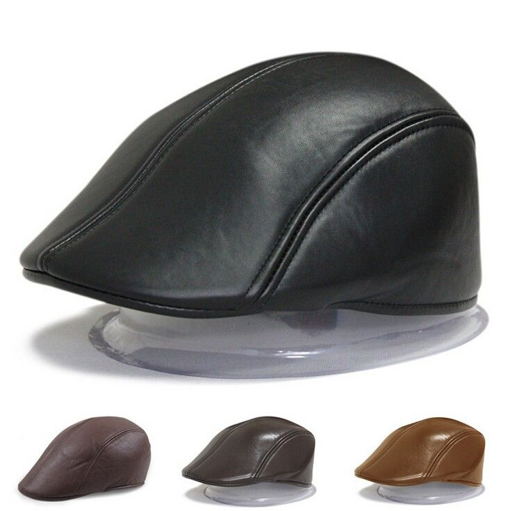 2016 New Boina Man Beret Hat Cabbie Newsboy Gatsby Drive Golf Flat Caps Leather Beret Cap for Men♦️ B E S T Online Marketplace - SaleVenue ♦️👉🏿 http://www.salevenue.co.uk/products/2016-new-boina-man-beret-hat-cabbie-newsboy-gatsby-drive-golf-flat-caps-leather-beret-cap-for-men/ US $3.84