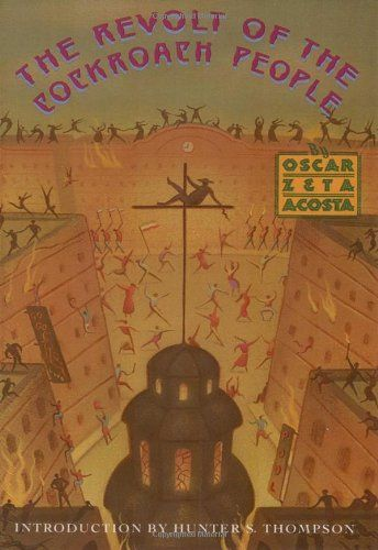 The Revolt of the Cockroach People by Oscar Zeta Acosta, Chicano Literature~ http://www.amazon.com/dp/0679722122/ref=cm_sw_r_pi_dp_tlZpsb1K2C7PWNQB