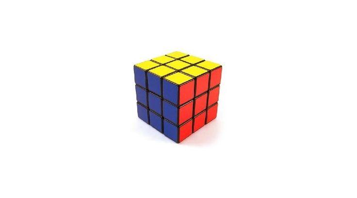Rubik kocka - FIÚ játékok - Fejlesztő játékok az Okosodjvelünk webáruházban
