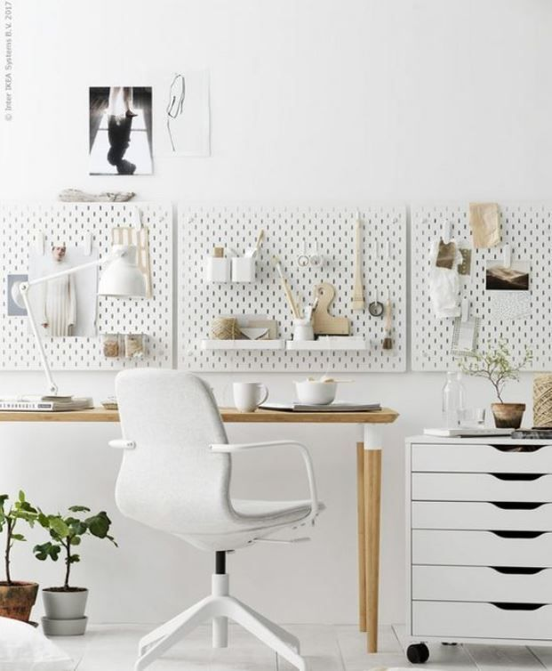 excellent home office design   19 Excellent Home Workspaces You Should Copy   Home office ...