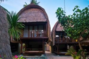 lumbung bali huts.. i think this one is it.
