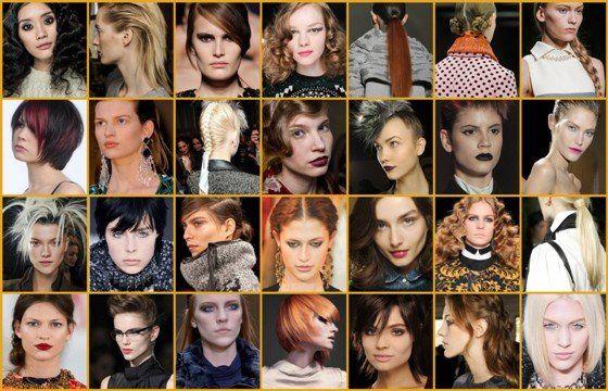 Tagli capelli e pettinature moda autunno inverno 2013 2014