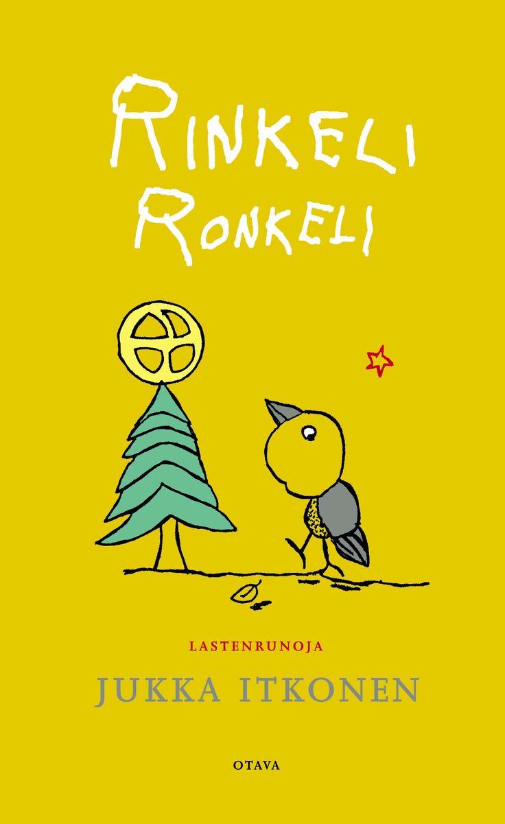Title: Rinkeli Ronkeli | Author: Jukka Itkonen | Illustrator: Jukka Itkonen