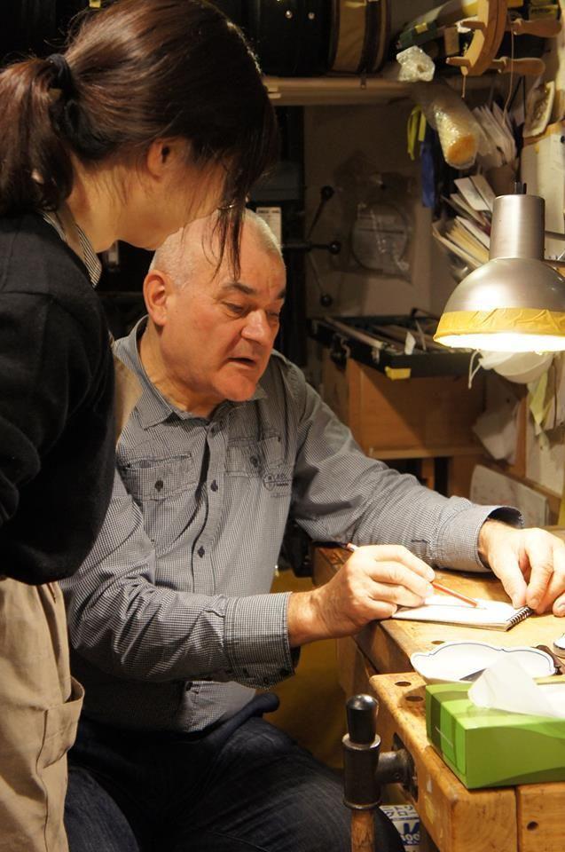 Maestro Conia & Fujiwara