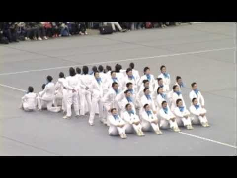 ▶ 集団行動 group action 2011年 Japanese Precision Walking Competition - YouTube