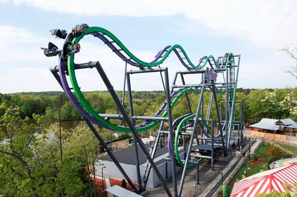 Guide Thrilling Roller Coasters In The Tri State Area Six Flags Great Adventure Roller Coaster New Roller Coaster