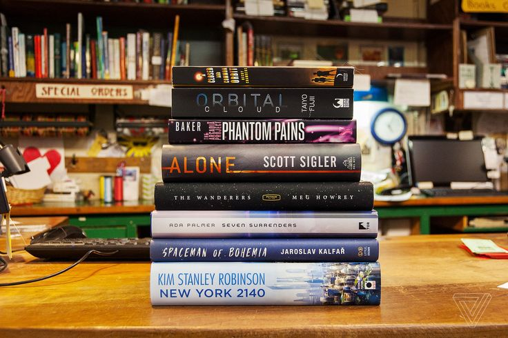 It's March, which means that there's a whole new slate of books ready to crowd our bookshelves — books about robots, revolutions, and vast space empires to tear into.  Earlier this year, I m...