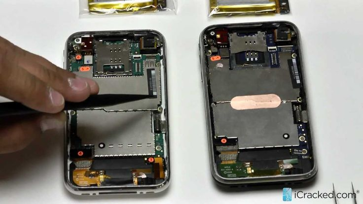 Official iPhone 3G / 3GS Battery Replacement Video & Instructions - iCra...-http://youtu.be/216I2i9hrp8