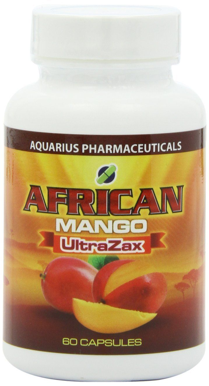 African Mango UltraZax Extreme Weight Loss System (3 ...