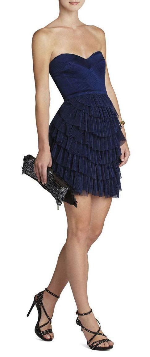 LOVE this dress. Bcbg