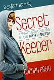 Dannah Gresh - Secret Keeper Devos journal is a great follow-up study to the Secret Keeper book. It ...