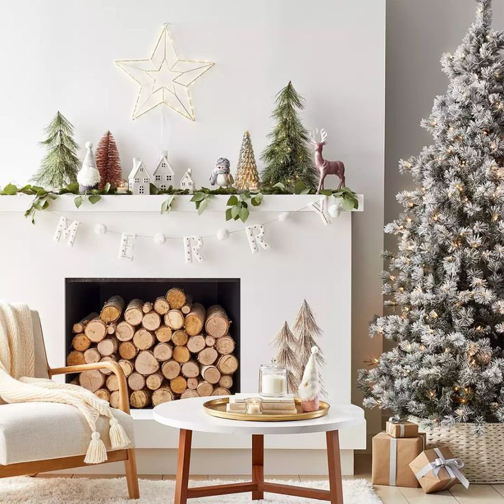 It S Here Hearth And Hand By Magnolia At Target In 2020 Indoor Christmas Decorations Holiday Decor Target Christmas Decor