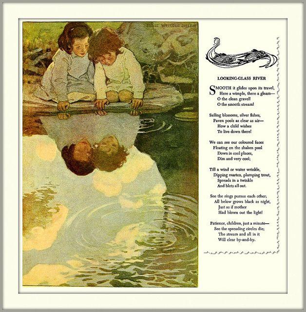 17 Best Images About A Child 39 S Garden Of Verses By Robert Louis Stevenson On Pinterest Gardens