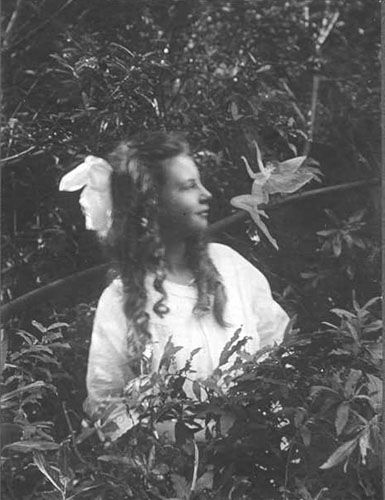 The Cottingley Fairies: A Famous Photo Hoax from 1917