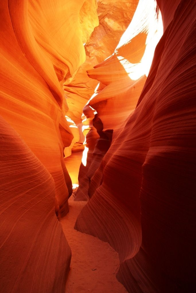 One of my favorite places on Gods Green Earth! Lower Antelope Canyon