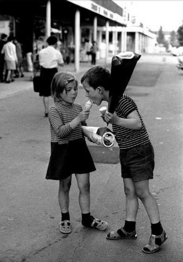 Sabine Weiss, 1968