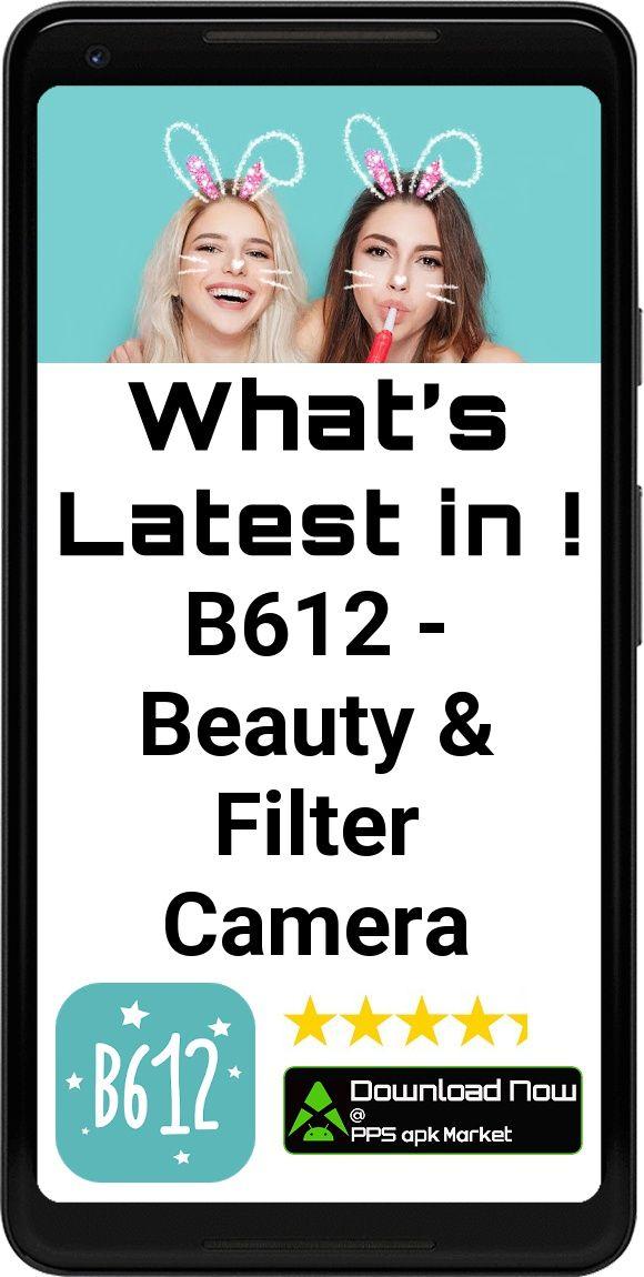 B612 beauty camera