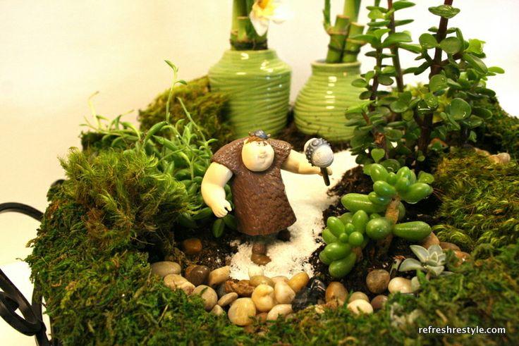 Mini Garden DIY