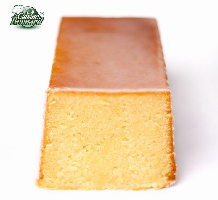 La Cuisine de Bernard : Cake Ultime au Citron